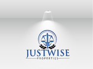 Justwise Properties Logo - Entry #24