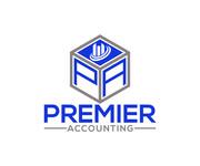 Premier Accounting Logo - Entry #103