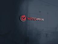 Watchman Surveillance Logo - Entry #19
