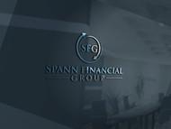 Spann Financial Group Logo - Entry #460