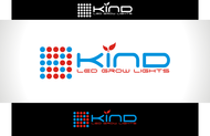 Kind LED Grow Lights Logo - Entry #45