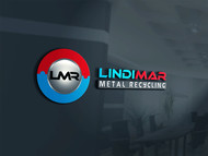Lindimar Metal Recycling Logo - Entry #312