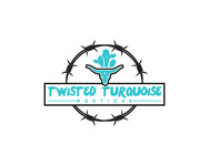 Twisted Turquoise Boutique Logo - Entry #133