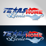 Texas Home Genie Logo - Entry #95