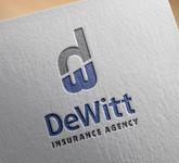 """""""DeWitt Insurance Agency"""" or just """"DeWitt"""" Logo - Entry #12"""