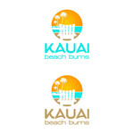 kauai beach bums Logo - Entry #20