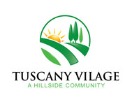 Tuscany Village Logo - Entry #116