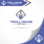The Troll House Logo - Entry #21