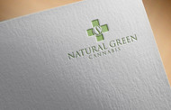 Natural Green Cannabis Logo - Entry #90