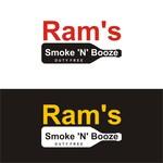 Rams Duty Free + Smoke & Booze Logo - Entry #287