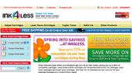 Leading online ink and toner supplier Logo - Entry #42