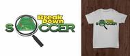 BreakDownSoccer Logo - Entry #3