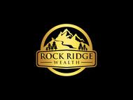 Rock Ridge Wealth Logo - Entry #349