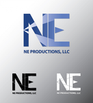 NE Productions, LLC Logo - Entry #100