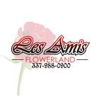 Les Amis Logo - Entry #32