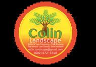Colin Tree & Lawn Service Logo - Entry #73