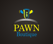 Either Midtown Pawn Boutique or just Pawn Boutique Logo - Entry #35