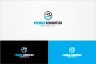Premier Renovation Services LLC Logo - Entry #138