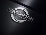 Watchman Surveillance Logo - Entry #198