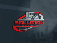 Solution Trailer Leasing Logo - Entry #275