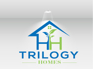 TRILOGY HOMES Logo - Entry #180