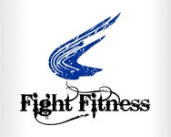 Fight Fitness Logo - Entry #103