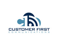 Customer First Communications Logo - Entry #46
