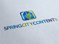 Spring City Content, LLC. Logo - Entry #76