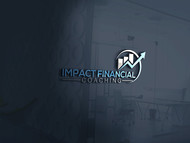 Impact Financial coaching Logo - Entry #42