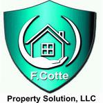 F. Cotte Property Solutions, LLC Logo - Entry #247