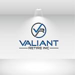 Valiant Retire Inc. Logo - Entry #401