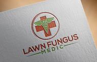 Lawn Fungus Medic Logo - Entry #218