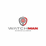 Watchman Surveillance Logo - Entry #286