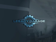 LEGACY GARAGE Logo - Entry #13