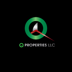 A log for Q Properties LLC. Logo - Entry #44