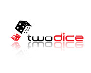 Two Dice Logo - Entry #34