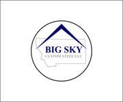 Big Sky Custom Steel LLC Logo - Entry #115