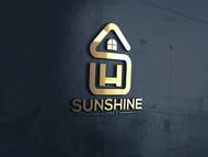 Sunshine Homes Logo - Entry #295