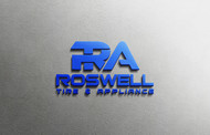 Roswell Tire & Appliance Logo - Entry #155