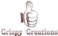Crispy Creations logo - Entry #19