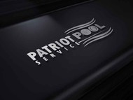 Patriot Pool Service Logo - Entry #34