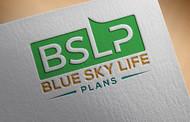 Blue Sky Life Plans Logo - Entry #260