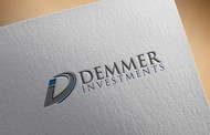 Demmer Investments Logo - Entry #154