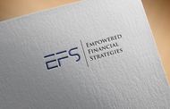 Empowered Financial Strategies Logo - Entry #5