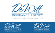 """""""DeWitt Insurance Agency"""" or just """"DeWitt"""" Logo - Entry #213"""