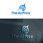 The Air Pro's  Logo - Entry #284