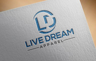 LiveDream Apparel Logo - Entry #91