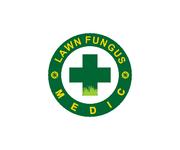Lawn Fungus Medic Logo - Entry #116