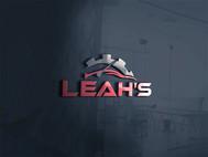 Leah's auto & nail lounge Logo - Entry #43