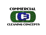 Commercial Cleaning Concepts Logo - Entry #59